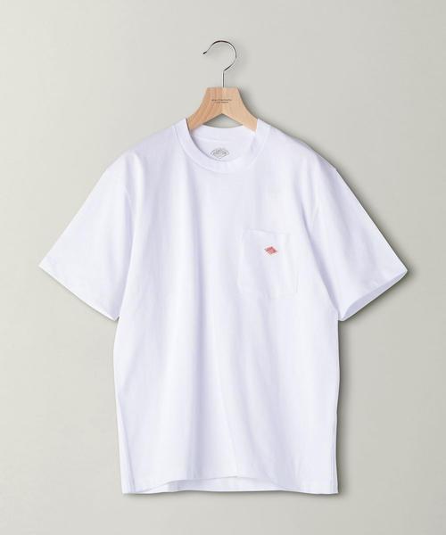 <DANTON> LOGO TEE/Tシャツ
