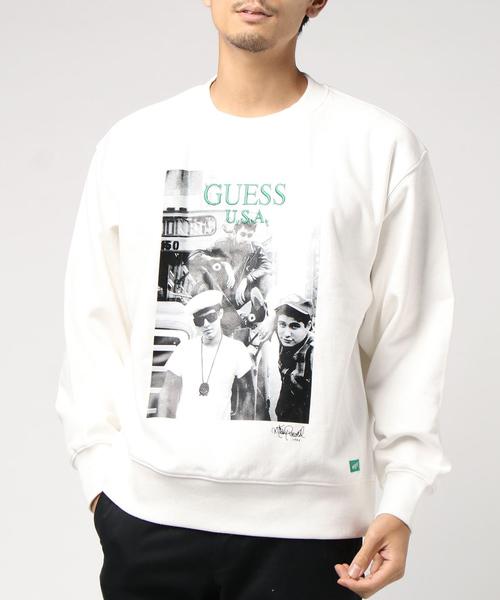 【セール 登場から人気沸騰】 【セール】 1【GUESS GREEN LABEL】BEASTIE BOYS PHOTO GREEN PHOTO 1 SWEATER [MJ4K8963RP](ニット/セーター)|GUESS GREEN LABEL(ゲスグリーンレーベル)のファッション通販, エナグン:c80c1814 --- hausundgartentipps.de