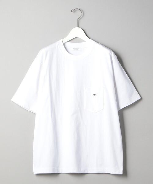 BY エンブロイダリー 1POC Tシャツ
