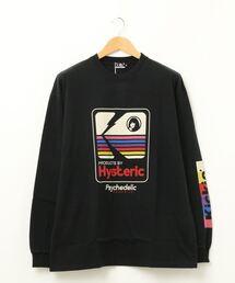 PSYCH GRAPHICS Tシャツブラック