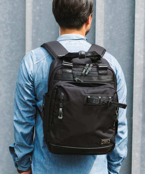 AS2OV (アッソブ)  EXCLUSIVE BALLISTIC NYLON  2WAY TOTE BACK PACK / バックパック リュック