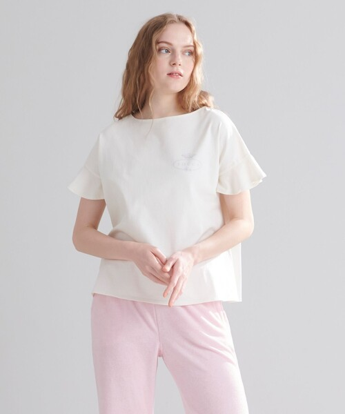 【LOUNGE WEAR】LOUNGE Tee Tシャツ