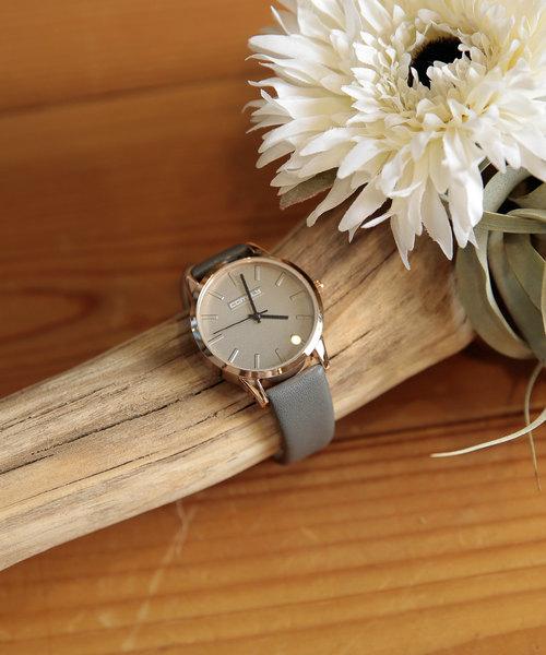 c0389d9a58 カシュネ cachenez / COMELY シンプル ウォッチ 時計(腕時計)|cachenez(カシュネ)のファッション通販 - ZOZOTOWN