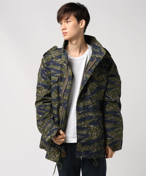 最新デザインの 【セール】【HOUSTON】M-65 ジャケット ジャケット カモフラージュ(ミリタリージャケット)|HOUSTON(ヒューストン)のファッション通販, 佐原市:7c77a282 --- kredo24.ru