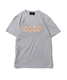 VIRGOwearworks(ヴァルゴウェアワークス)のSAND LOGO SS【VALIANT】(Tシャツ/カットソー)