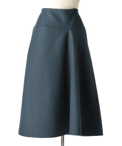 Drawer ウールケヌキアシンメトリースカート