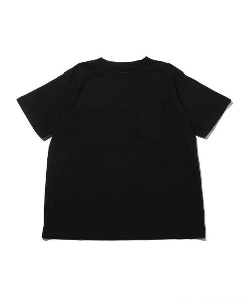 <THE NORTH FACE PURPLE LABEL> 7oz POC TEE/Tシャツ □□