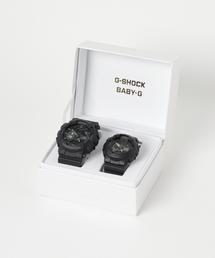 Gショック × ベビーG ペアモデル G-SHOCK × BABY-G Pair Model / GA-110-1BJF × BA-110BC-1AJF/ カシオ CASIO(腕時計)