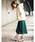 GeeRA(ジーラ)の「【19冬新着】ビッグシルエットボアパーカー(パーカー)」|詳細画像
