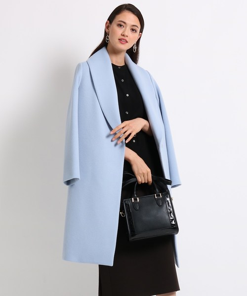 【お気に入り】 ネオプレミアムビッグカラーコート(チェスターコート)|INDIVI(インディヴィ)のファッション通販, 素敵な小さい大きいサイズSpica:ec60e9ac --- skoda-tmn.ru