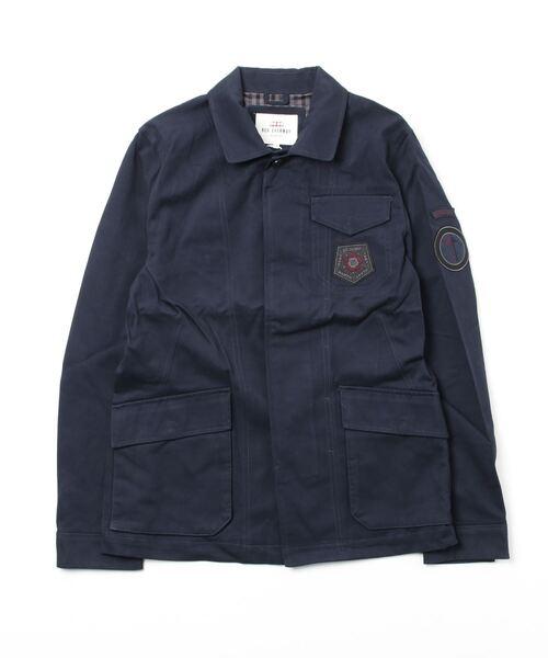 ミリタリーツイルジャケット