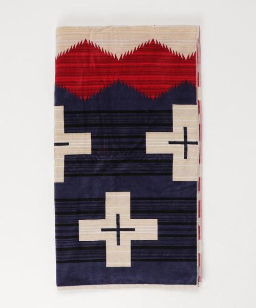 PENDLETON/ ペンドルトン Oversized Jacquard Towels/タオルブランケット