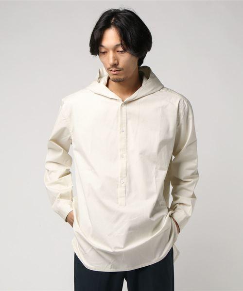【COLTESSE】コルテッセ OVER SHIRT Arali