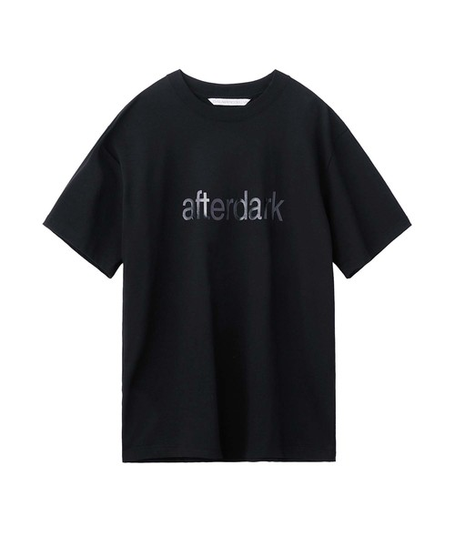 'AFTER DARK' PRINTED TEE