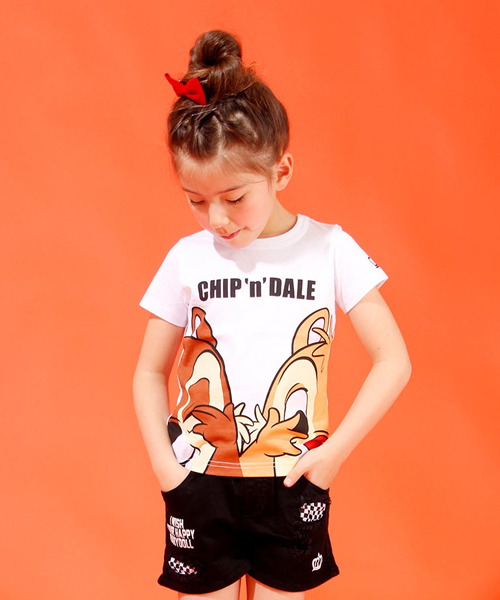 BABYDOLL(ベビードール)の「親子お揃い Disney(ディズニー) BIGフェイス Tシャツ 2256K(Tシャツ/カットソー)」 その他10