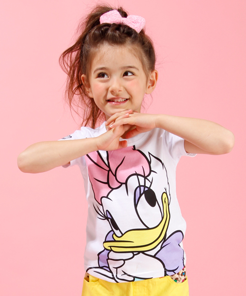 BABYDOLL(ベビードール)の「親子お揃い Disney(ディズニー) BIGフェイス Tシャツ 2256K(Tシャツ/カットソー)」|その他28