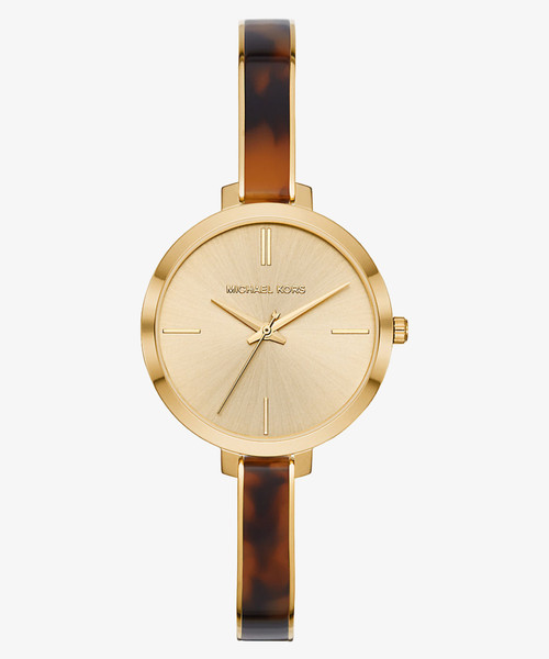 7e25461b0101 MICHAEL KORS(マイケルコース)のJARYN(ジャリン) BANGLE 36MM ウォッチ(腕時計