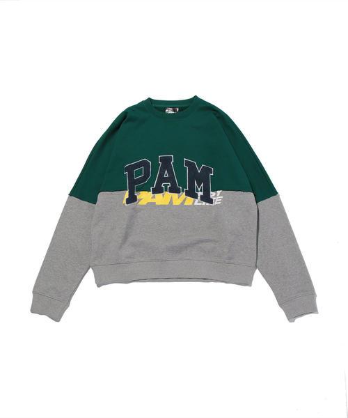 品質が <P.A.M.> HALFWAY SWEAT SWEAT CREWNECK monkey UNITED/スウェット(スウェット)|P.A.M(パム)のファッション通販, 三陸山田 びはん:f159aea8 --- genealogie-pflueger.de