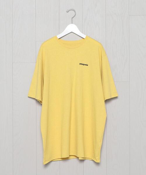 <Patagonia>P-6 LOGO T-SHIRT/Tシャツ.