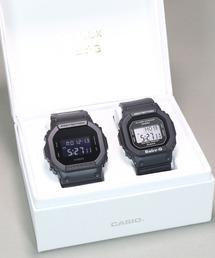 G-SHOCK × BABY-G Pair Model / DW-5600BB-1JF × BGD-560-1JF / Gショック × ベビーG ペアモデル(腕時計)