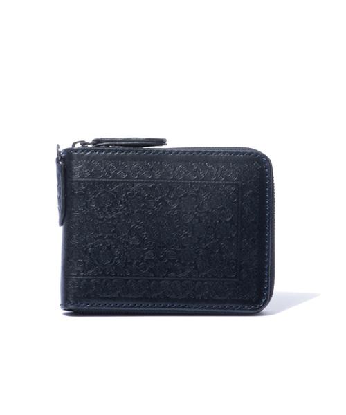 NOMADOI(ノマドイ) アラバマ ラウンドファスナー折り財布 限定モデル