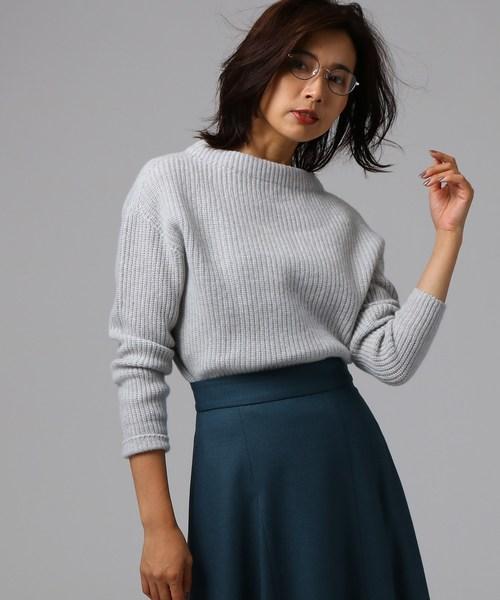 激安価格の 【セール】[L]メリノウールコンパクトニット(ニット/セーター)|UNTITLED(アンタイトル)のファッション通販, ヤメグン:af742e30 --- blog.buypower.ng