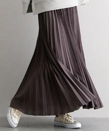 La-gemme(ラジエム)のプリーツロングスカート(スカート)