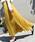 La-gemme(ラジエム)の「プリーツロングスカート(スカート)」 マスタード