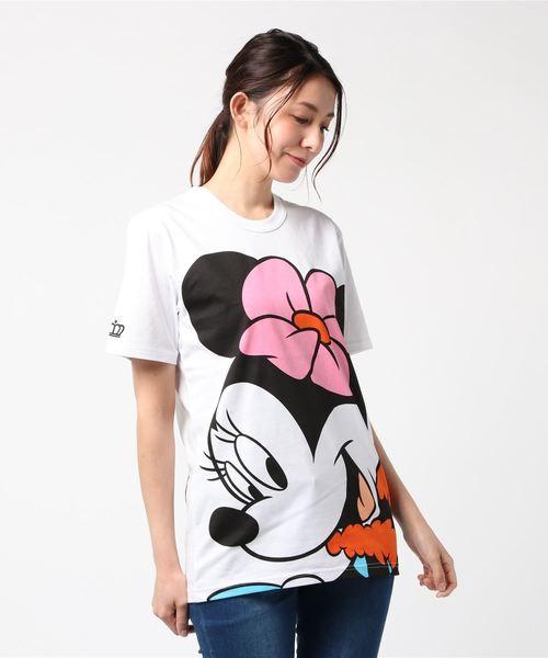 BABYDOLL(ベビードール)の「親子お揃い Disney(ディズニー) BIGフェイス Tシャツ 2256A(Tシャツ/カットソー)」|その他7