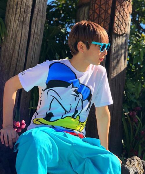 BABYDOLL(ベビードール)の「親子お揃い Disney(ディズニー) BIGフェイス Tシャツ 2256A(Tシャツ/カットソー)」|その他9