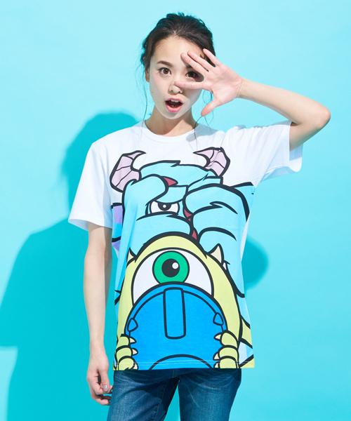 BABYDOLL(ベビードール)の「親子お揃い Disney(ディズニー) BIGフェイス Tシャツ 2256A(Tシャツ/カットソー)」 その他19