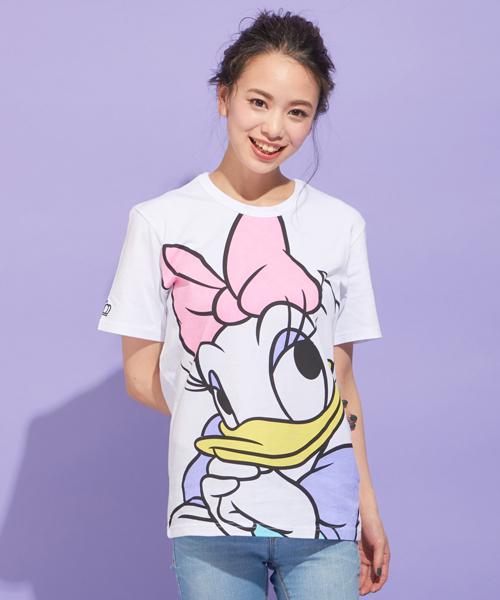 BABYDOLL(ベビードール)の「親子お揃い Disney(ディズニー) BIGフェイス Tシャツ 2256A(Tシャツ/カットソー)」|その他28
