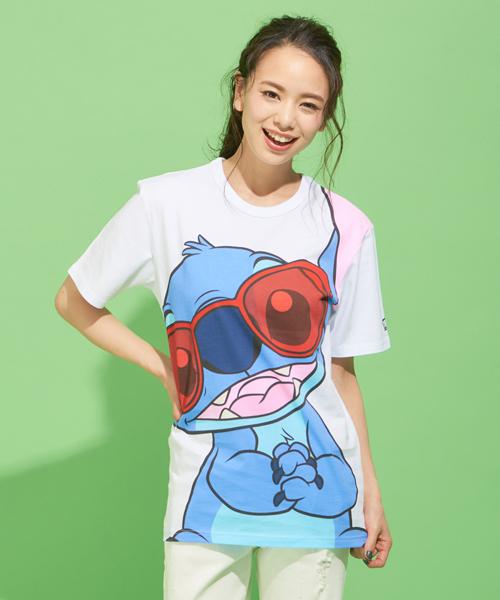 BABYDOLL(ベビードール)の「親子お揃い Disney(ディズニー) BIGフェイス Tシャツ 2256A(Tシャツ/カットソー)」|その他33