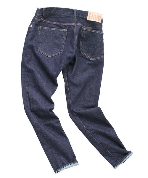 【MadeInJapan】スキニーテーパードセルビッチジーンズ