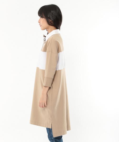 裏毛BIGラガーシャツ / LAKOLE