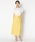 HELIOPOLE(エリオポール)の「スパンボイルワッシャー ラップデザインスカート(スカート)」|詳細画像