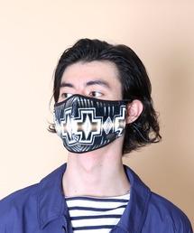 【 PENDLETON / ペンドルトン 】pile fabric mask パイルマスクブラック