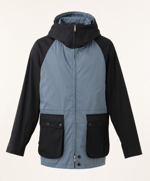 【パッカブル仕様】メモリーゲームジャケット マウンテンパーカー