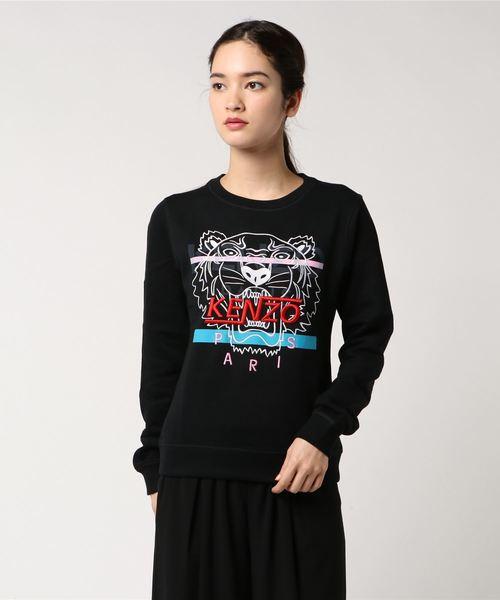 【期間限定!最安値挑戦】 Hyper Tiger Sweatshirt(スウェット) Tiger|KENZO(ケンゾー)のファッション通販, 守山市:5c6f4a1d --- pyme.pe