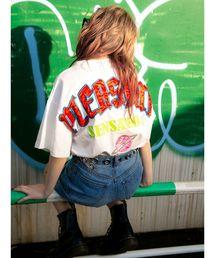 jouetie(ジュエティ)のSENSATION T/オーバーサイズカットソー(Tシャツ/カットソー)