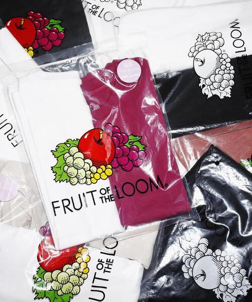 【別注】FRUIT OF THE LOOM × EMMEL REFINES Tシャツ&ノースリーブ Pack / フルーツオブザルーム
