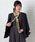 NOLLEY'S(ノーリーズ)の「【manipuri/マニプリ】シルクプリントスカーフ88(ストール/スヌード)」 詳細画像