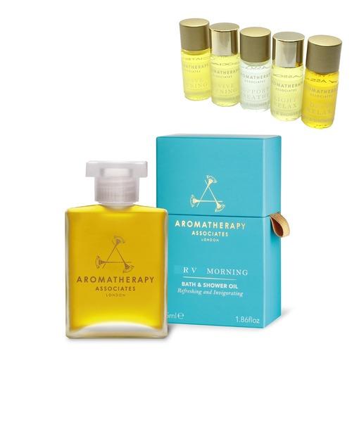 Aromatherapy Associates / アロマセラピー アソシエイツ モーニング バスアンドシャワーオイル