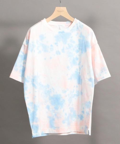 BY タイダイ ワイドフォルム Tシャツ ◆