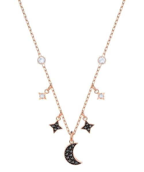 経典ブランド Duo Moon ネックレス(ネックレス) Moon|SWAROVSKI(スワロフスキー)のファッション通販, コウナンシ:125eb5ae --- kredo24.ru