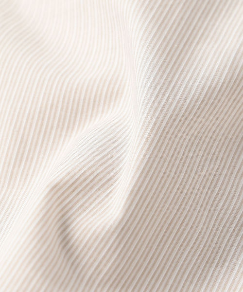 SC: ペルヴィアン ピマ コードレーン プルオーバー シャツ