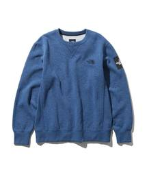 THE NORTH FACE(ザノースフェイス)のTHE NORTH FACE SQUARE LOGO CREW(パーカー)