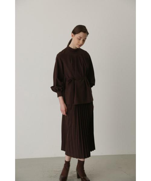 熱い販売 Long layered pleats OP(ワンピース) pleats|RIM.ARK(リムアーク)のファッション通販, きものShop衿子:ae0a40b0 --- kredo24.ru