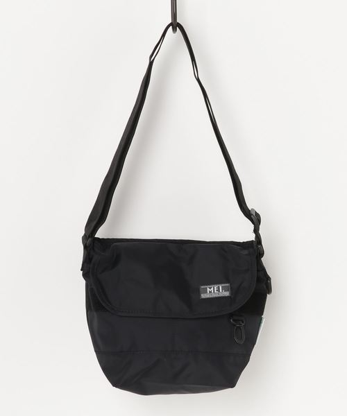 【 MEI / メイ 】MINI MESSENGER BAG ミニメッセンジャーバッグ ショルダーバッグ