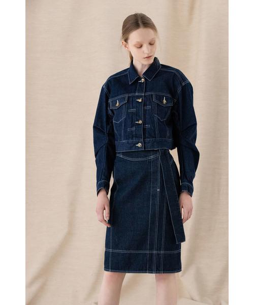 最も完璧な CASAデニムタイトスカート(デニムスカート)|CASA FLINE(カーサフライン)のファッション通販, ブランドリサイクル 珠や:94b681b7 --- skoda-tmn.ru